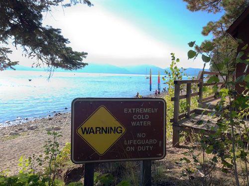 Lake Tahoe Open Water Swim