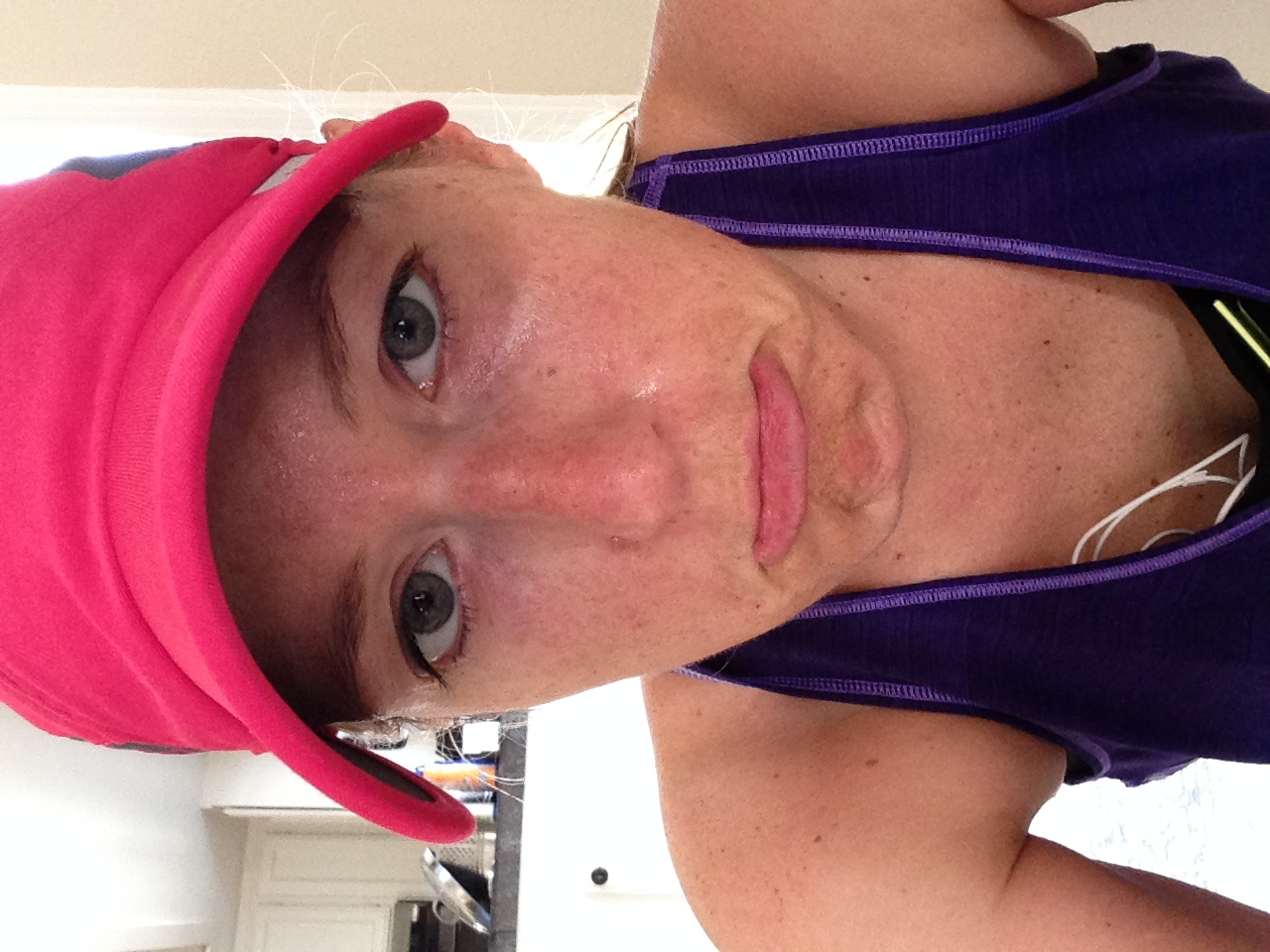 Massive disappointment after a crappy seven miler.