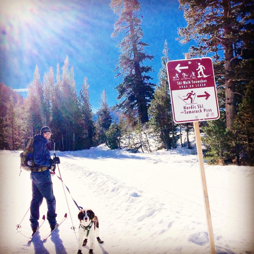 Tamarack Ski Trail