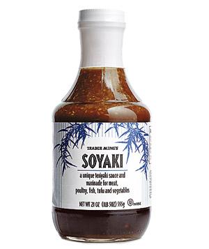 Trader Joe's Soyaki