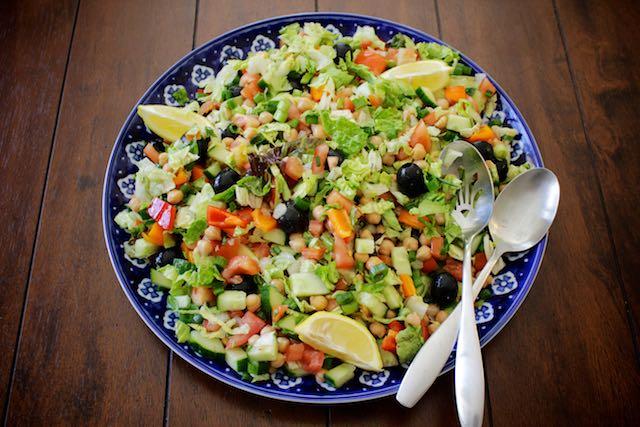 Italian Style Chop Salad