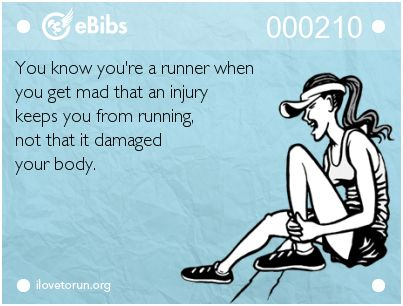 Runner Injury