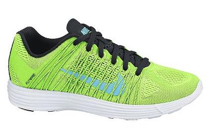 My New Nike LunaRacer+ 3 shoe.