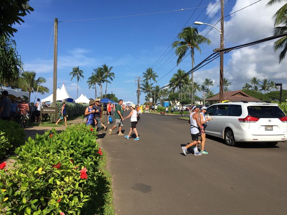 Kaua'i Marathon 2015