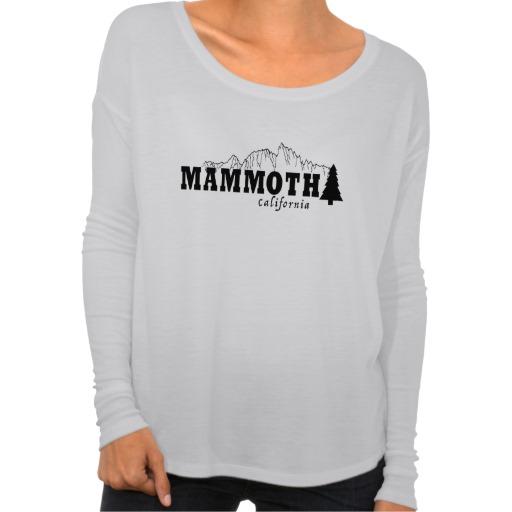 Women's Mammoth Shop