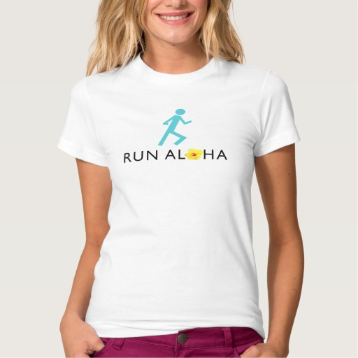 Women's Run Aloha Shop