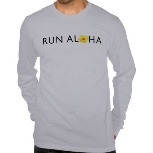 Mens Run Aloha Shop