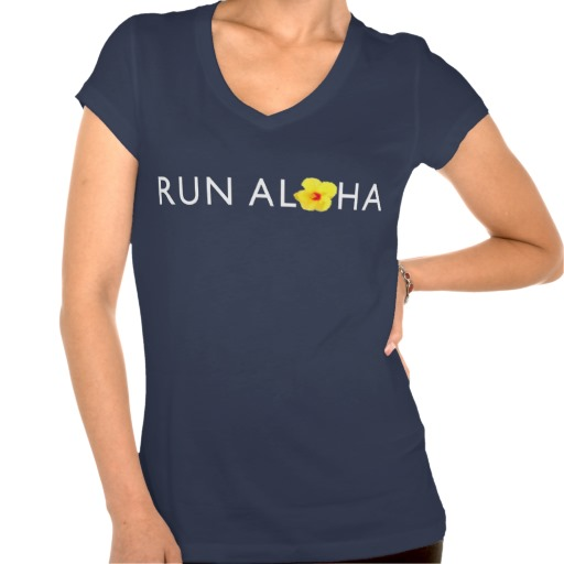 Womens Run Aloha Shop