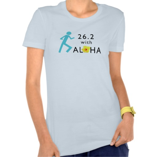 Womens Run 26.2 With Aloha Shop