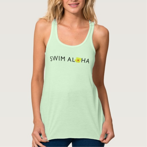 Women's Swim Aloha Shop
