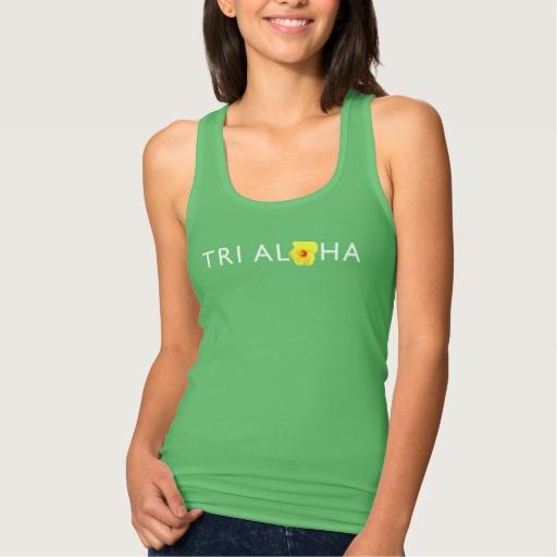 Women's Tri Aloha Shop