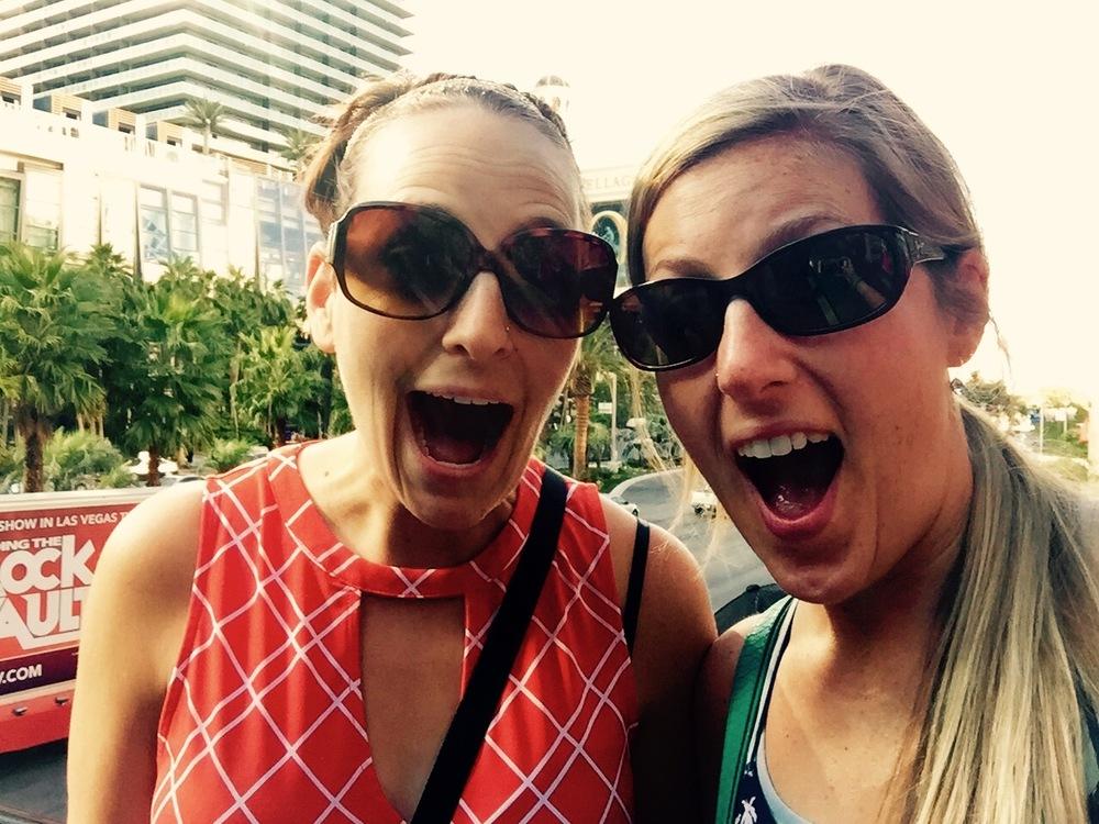 Betti & Betty in Las Vegas