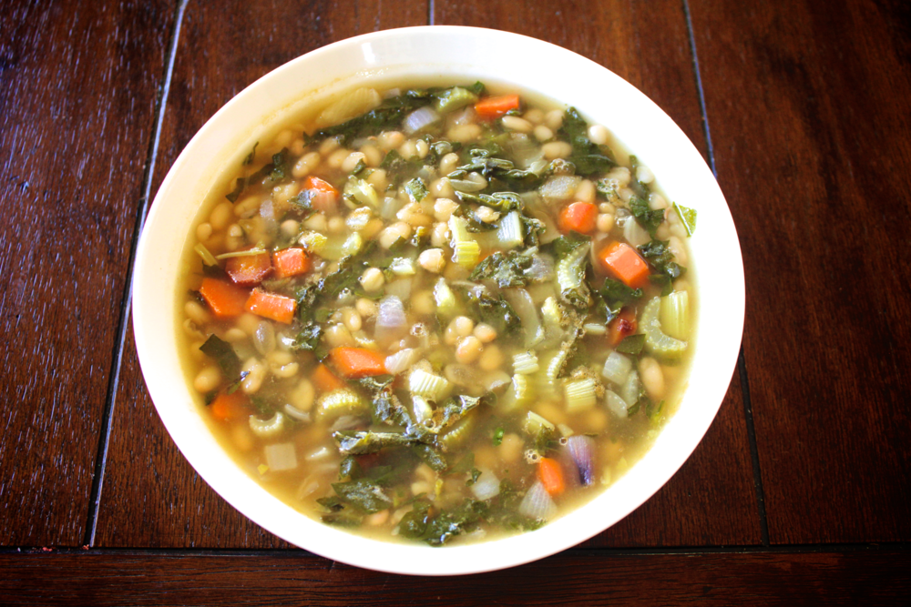 New Year's Bean Soup - The Aloha Files