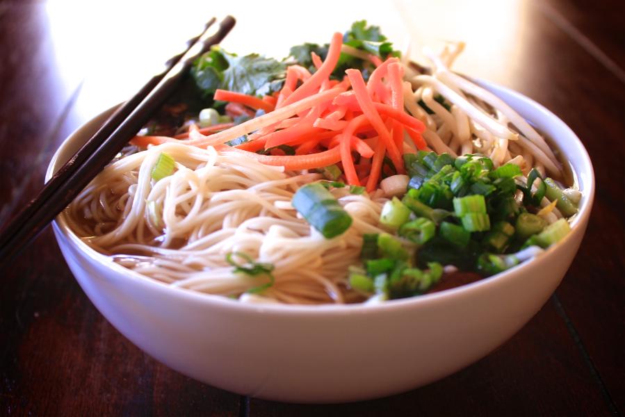 Japanese Noodle Bowl - The Aloha Files