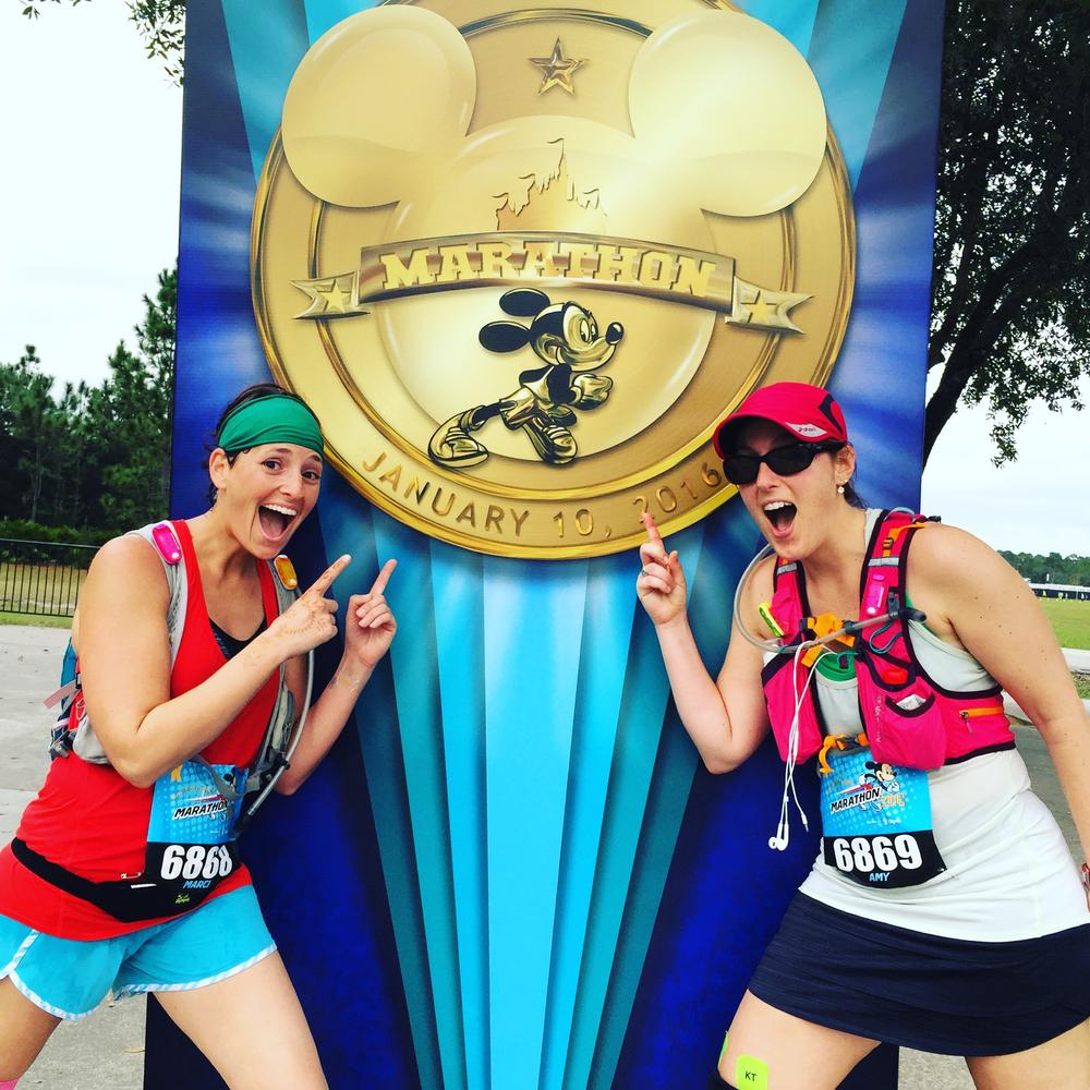 Walt Disney World Marathon 2016