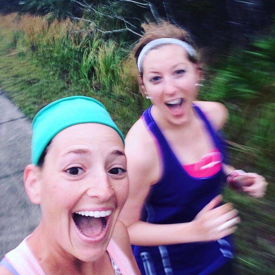 3 Mile Run Before the Marathon