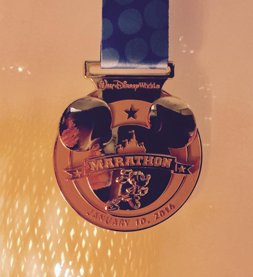 Walt Disney World 2016 Marathon