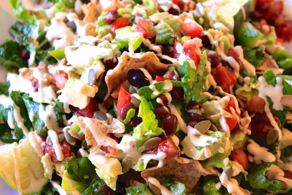 Fast Food Friday - Taco Salad