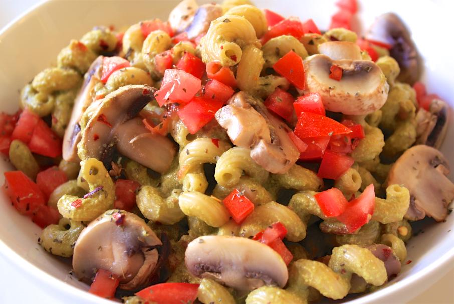 Fast Food Friday - Pesto Cavatappi