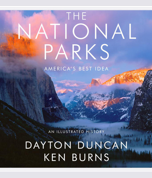 The National Parks Book - Click here to buy on Amazon