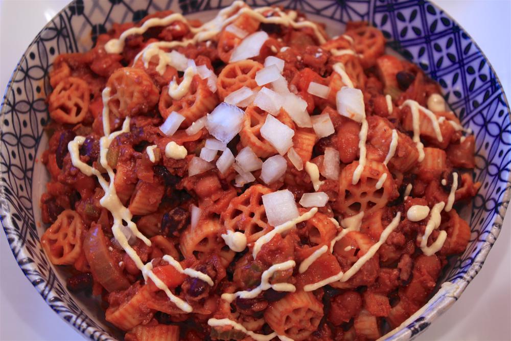 Meatless Mondays - Soyrizo Cowboy Chili