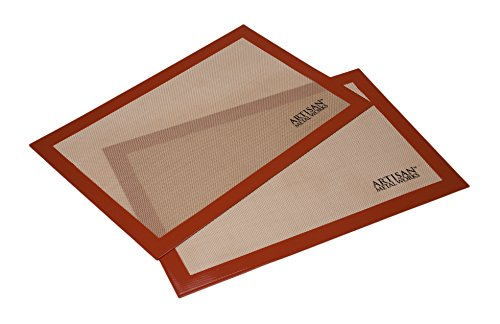Silicon Baking Mat available on Amazon by clicking here