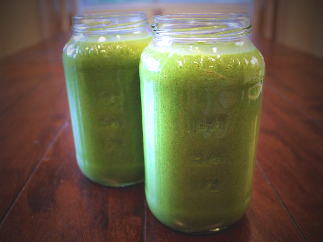 St Patrick's Day - Green Smoothie