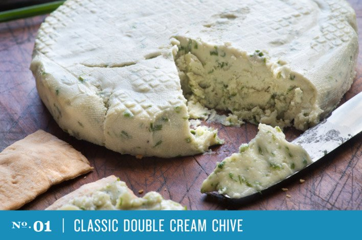 Classic Double Cream Chive