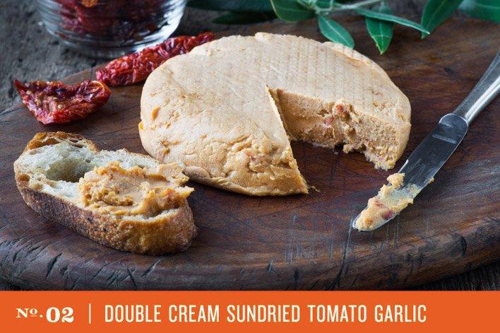 Double Cream Sundried Tomato Garlic