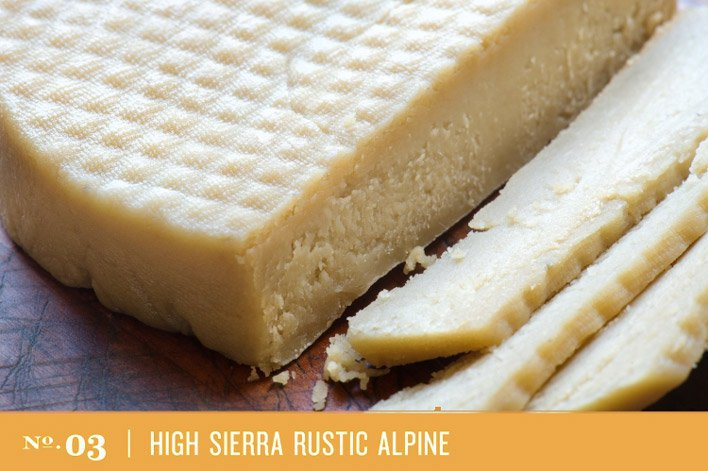 High Sierra Rustic Alpine