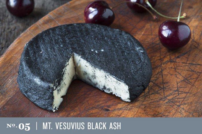 Mt Vesuvius Black Ash