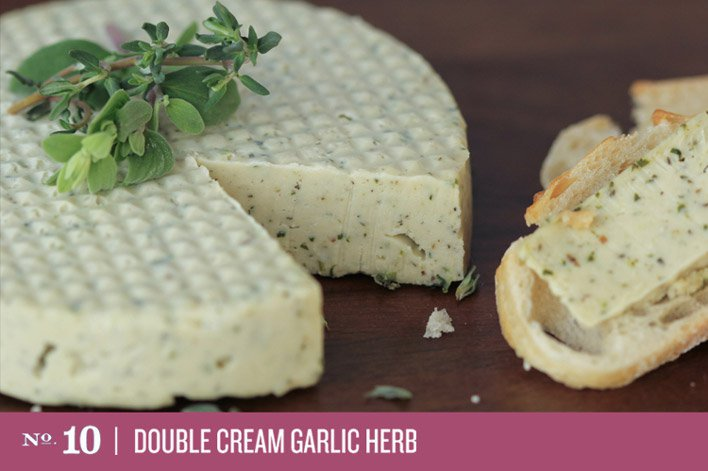 Double Cream Garlic Herb
