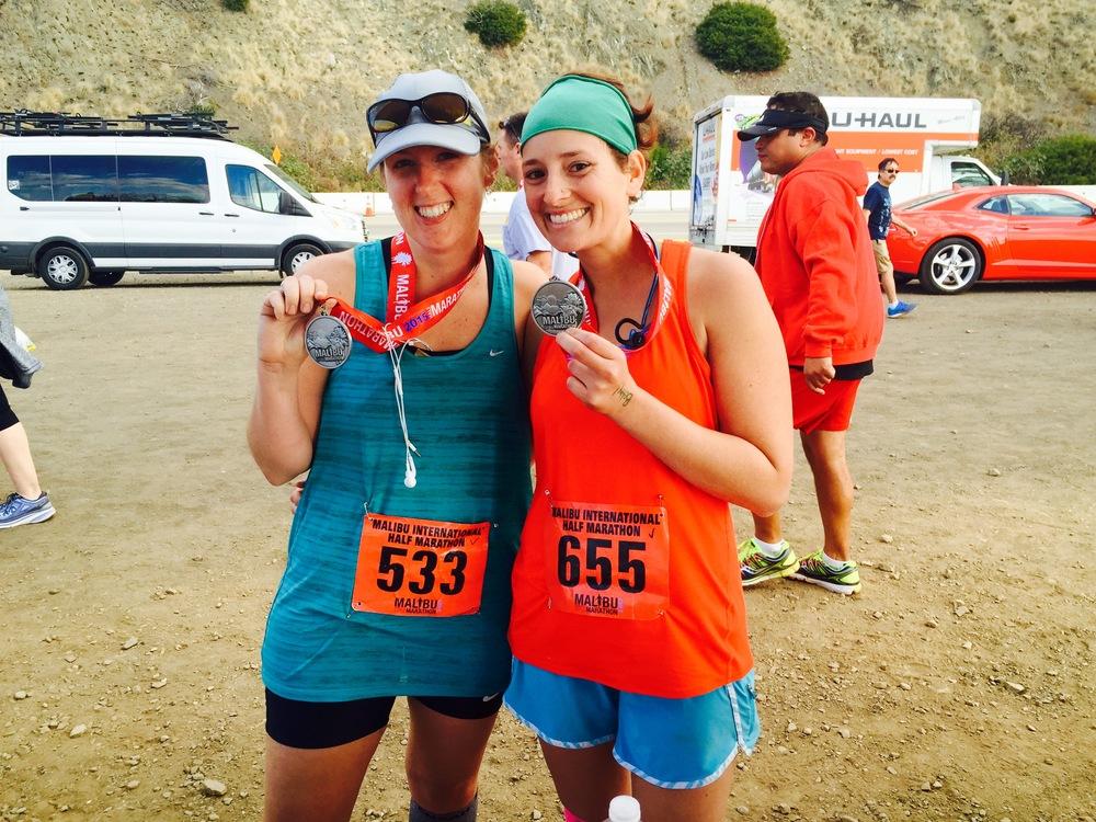 Malibu Half Marathon 2015