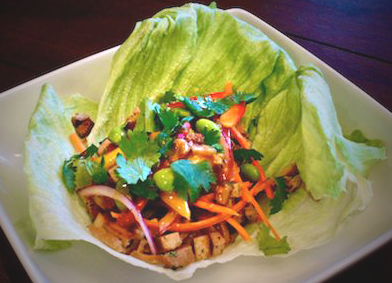 Lettuce Wraps - The Aloha Files