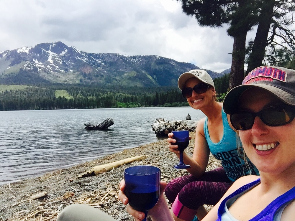 Fallen Leaf Lake June 2016