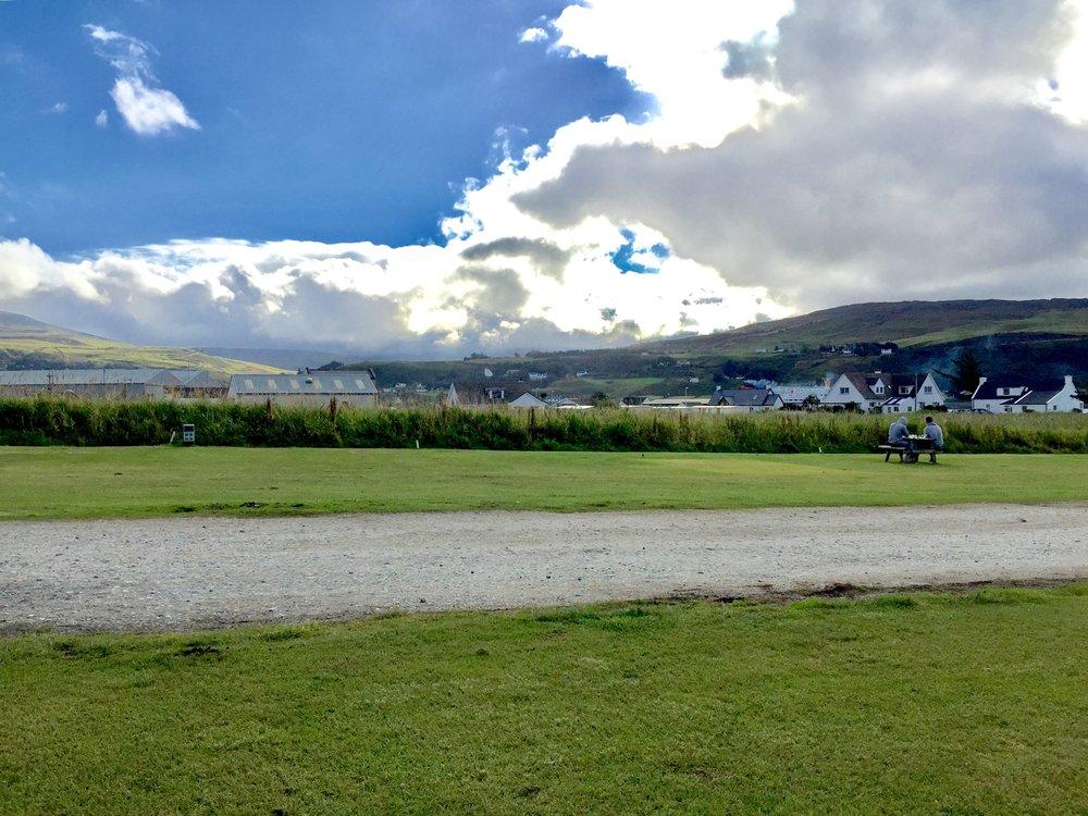 Uig Bay Campsite