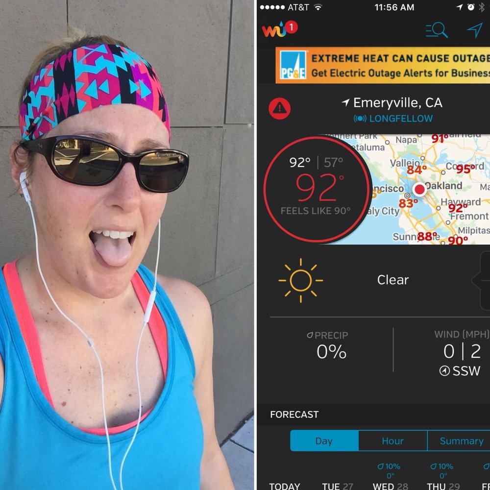 Marathon Training: 3:2 Breathing