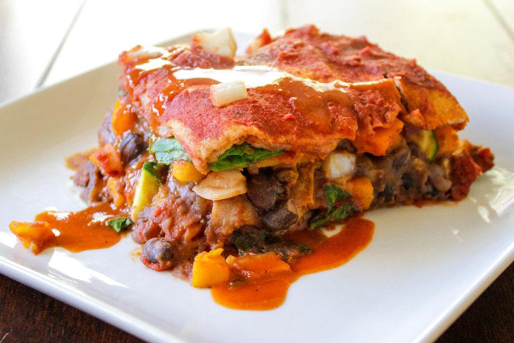 Mexi Lasagne