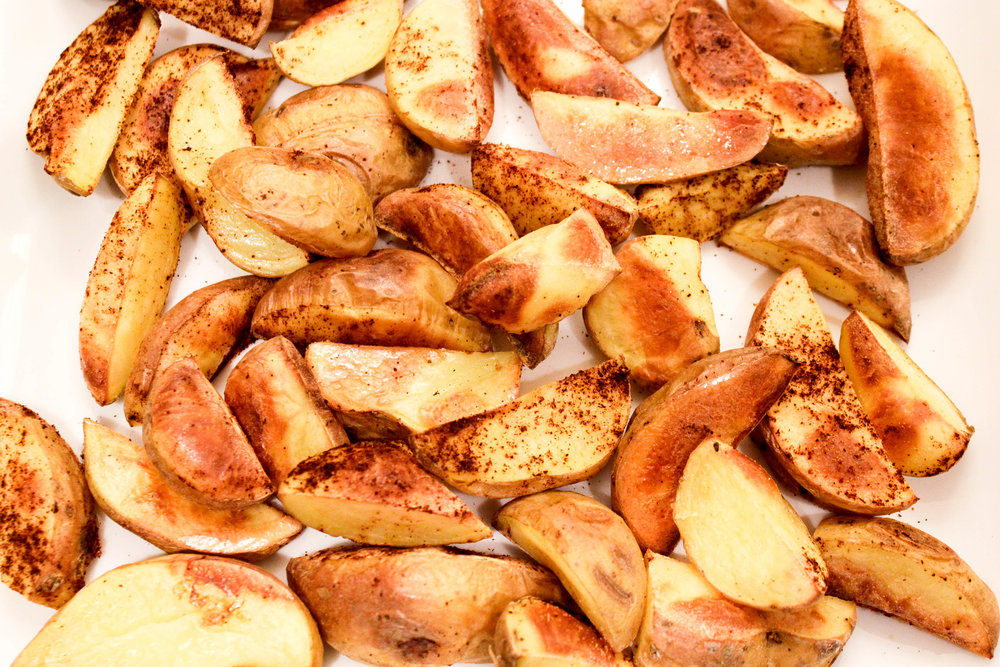 Irish Nacho Potatoes