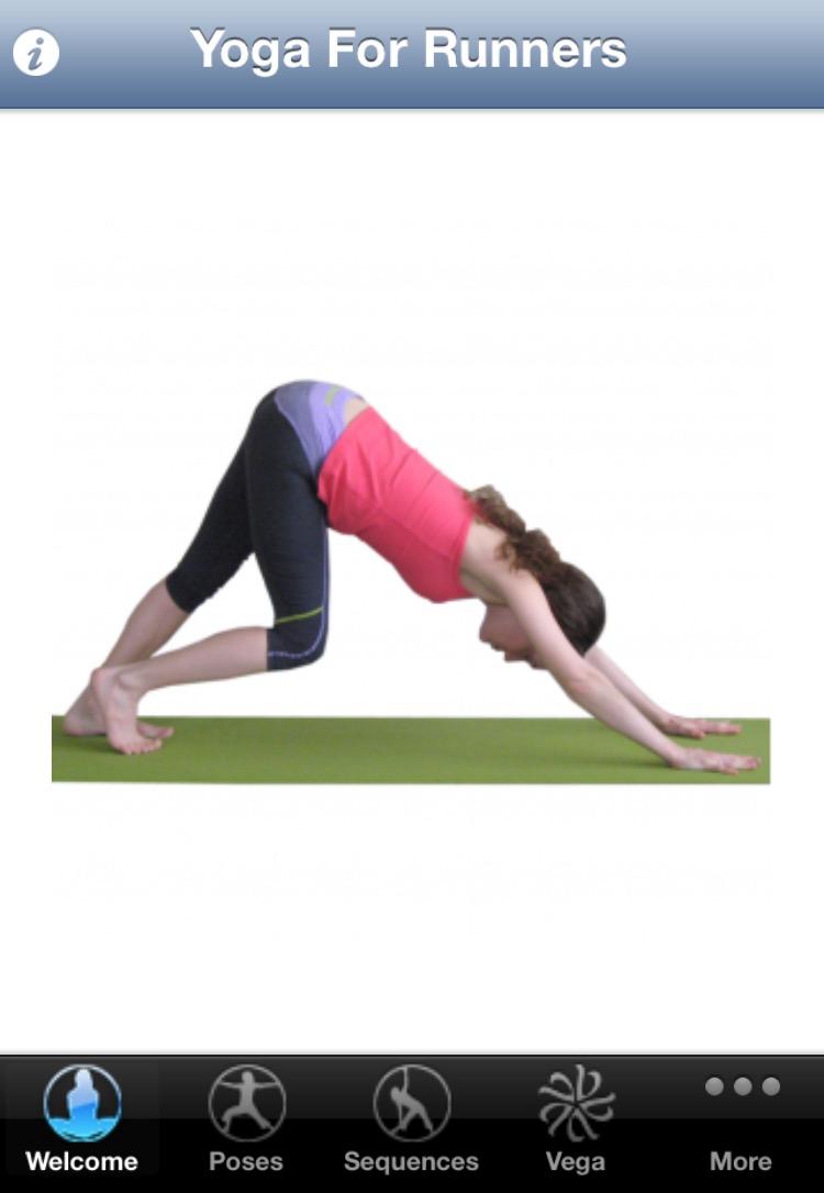 Yoga For Runners App