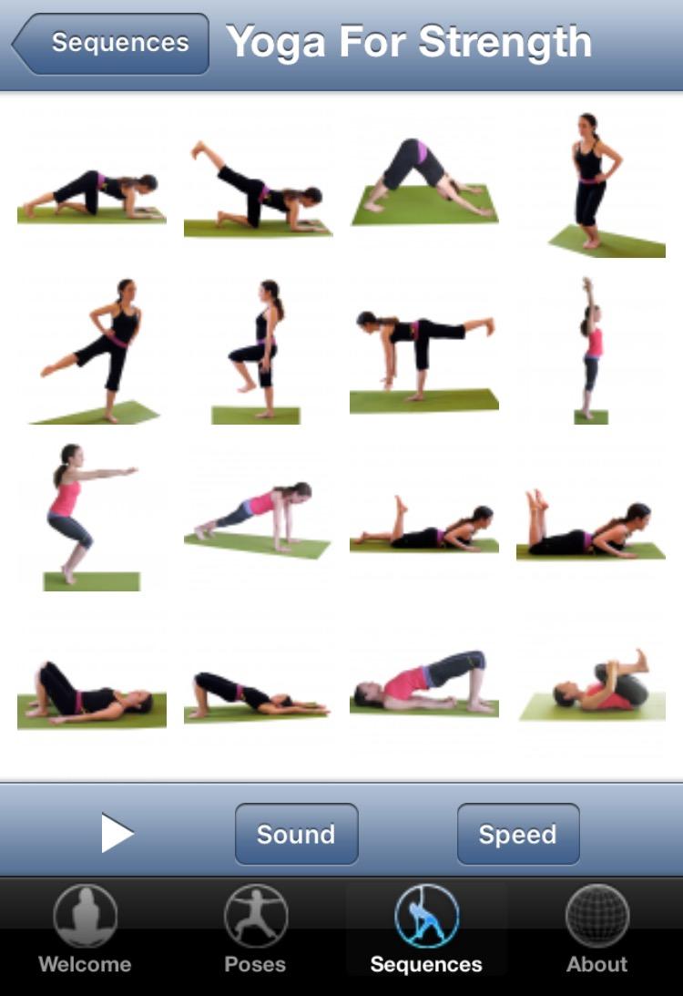 Runners Strength - Runners Yoga
