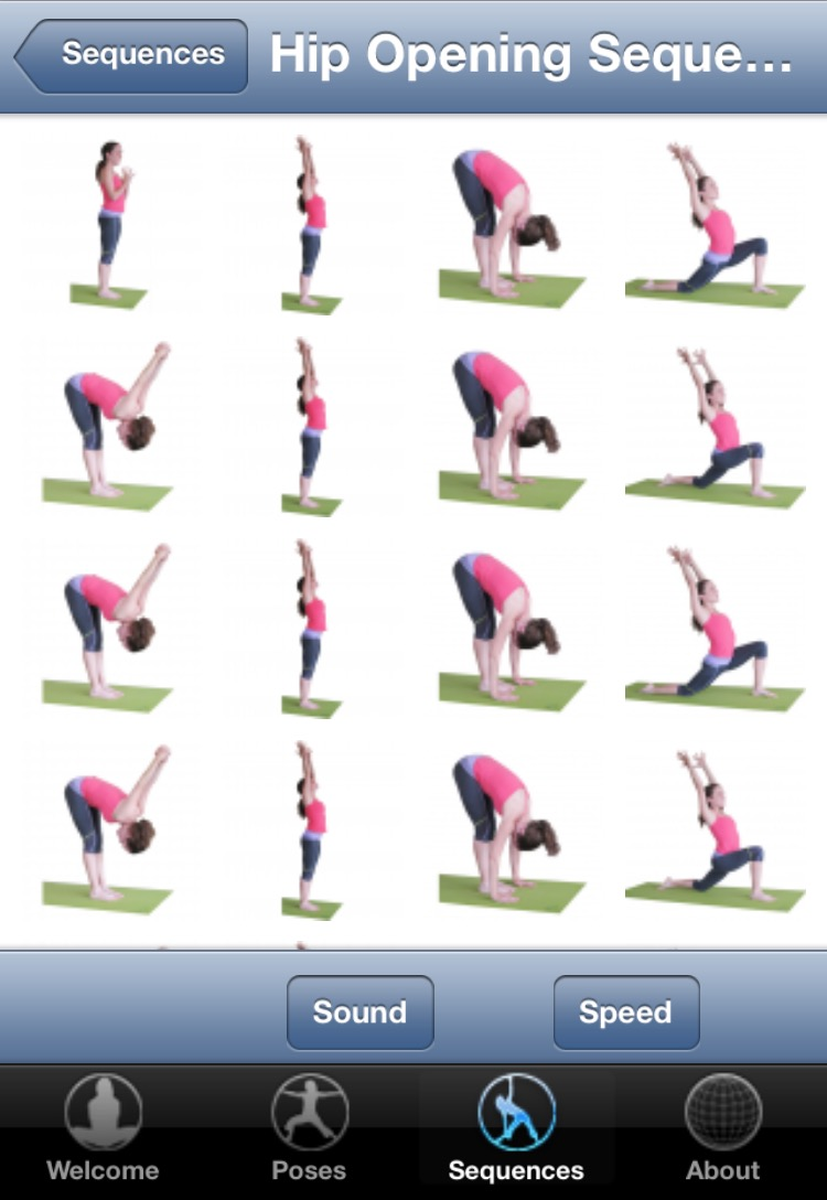 Hip Opening Sequence - Runners Yoga App