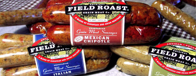 Field Roast Veggie Sausages