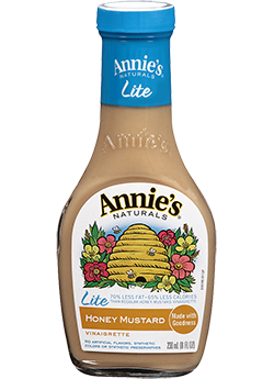 Annie's Lite Honey Mustard Dressing