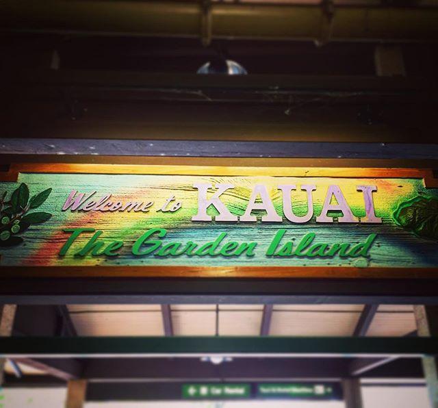Aaaaaaaaloha! Home, sweet, home! #aloha #hawaii #kauai