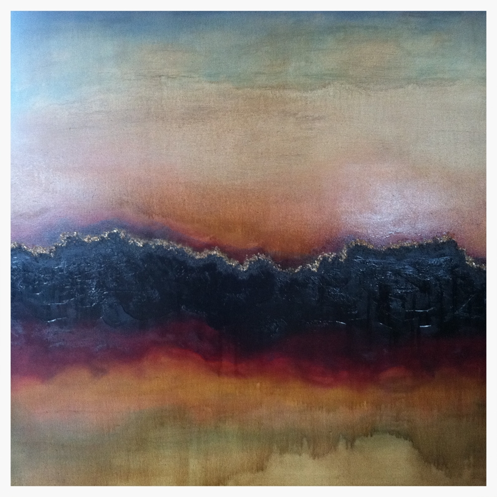 "#5450 Canvas Size: 48"" x 48"" (square)"