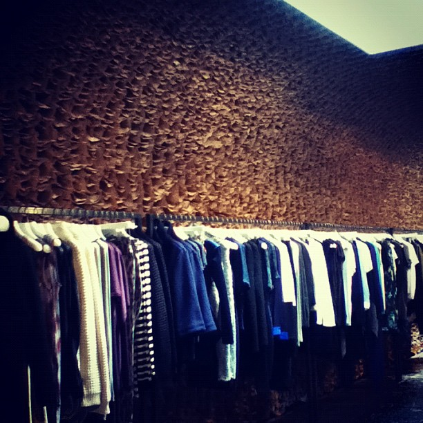 owennyc :     Fall/Winter is coming quick! Come shop the new fall 2012 arrivals! (Taken with  Instagram )