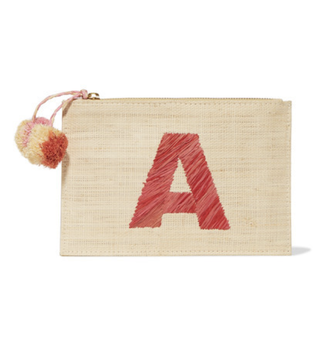 Kayu Alphabet Clutch £55