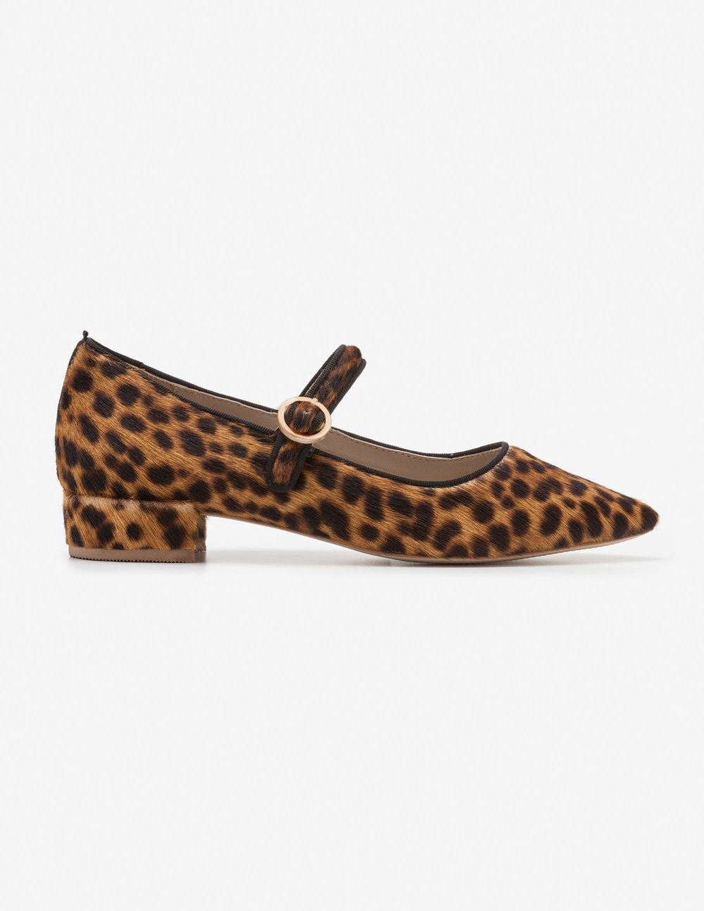 Leopard Mary-Jane  Boden £110