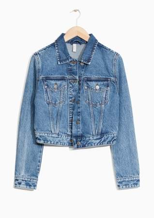 Light Denim Jacket  AND OTHER STORIES £55